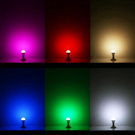 how to change the color of an led light how colour changing led light bulb works lighting