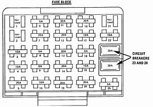 Fuse Box Diagram For A 89 Oldsmobile Delta 88 Royale On The Driver Side
