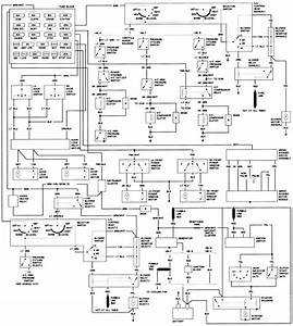 1986 Ford Bronco Wiring Diagrams 1986 Ford Bronco Body