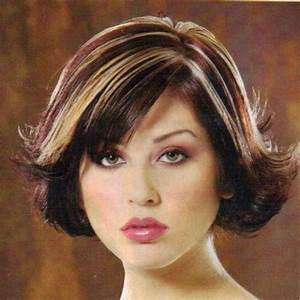 Brown Hair With Blonde Chunks Pictures