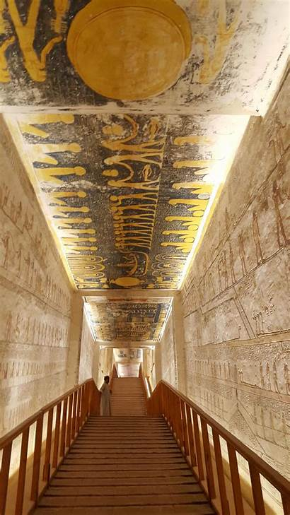 Tomb Ramses Egypt Egyptian Ancient 12th Bce