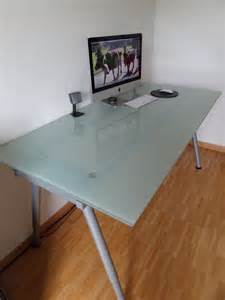 1000 ideas about glass top desk on pinterest large