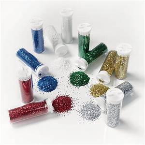 Glitter Shakers Pack Of 12