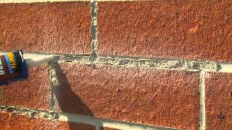 how to tuck point mortar joints with quikrete mortar