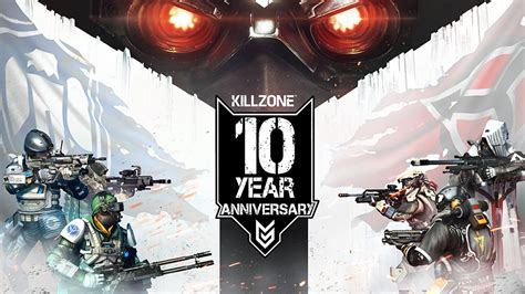 killzone  ten years   presents   vg