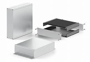 Led Kühlkörper Berechnen : erweiterung aluminiumkleingeh use f r 160 mm europakarten fischerelektronik ~ Themetempest.com Abrechnung