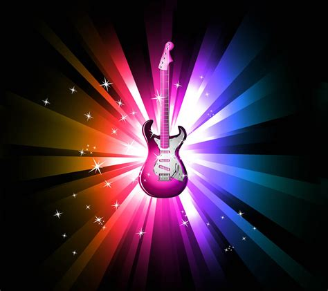 Animated Guitar Wallpaper - animated guitar wallpaper sf wallpaper