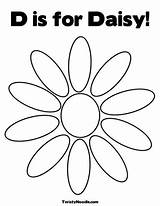 Scout Daisy Coloring Scouts Petals Petal Sheet Flower Printable Clip Twistynoodle Earn Activities Law sketch template