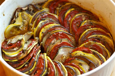 cuisine la ratatouille a la remy recipe makebetterfood com