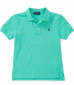 Polo Ralph Size Chart For Shirts Ralph Childrenswear Little Boys 2t 7 Short Sleeve