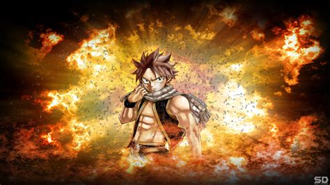 fairy tail wallpaper natsu dragneel  silent designs