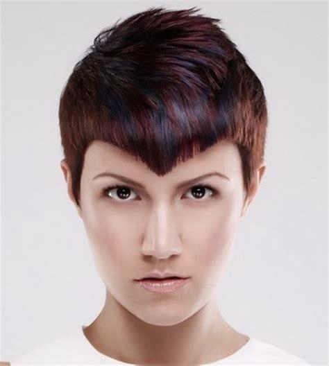 kurze rote haare