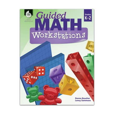 guided math workstations grades k 2 math manipulatives supplies resources eai education