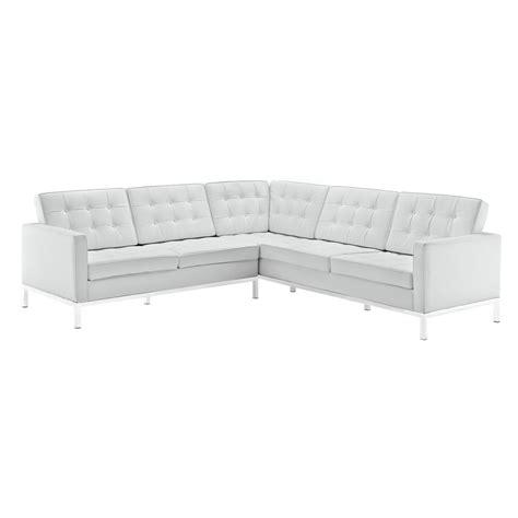 l shaped sectional sofa bateman leather l shaped sectional sofa modern furniture