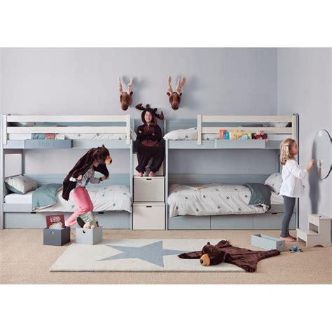 lit pour chambre chambre d 39 enfants 4 à 6 lits signée asoral