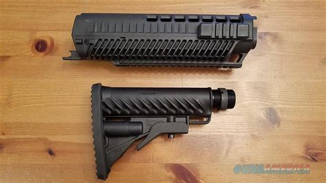 factory original sig  rifle handguard stoc  sale