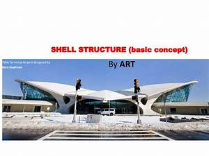 Shell Structure  Basic Concept
