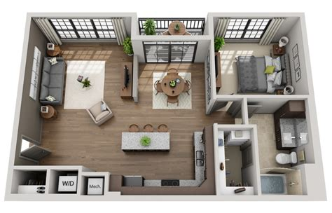 dplanscom  floor plans renderings