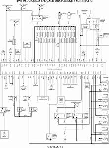 2004 Dodge Dakota Wiring Schematics