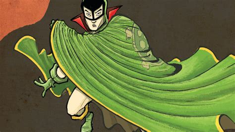 Gene Yang Gives Comics' First Asian American Superhero A