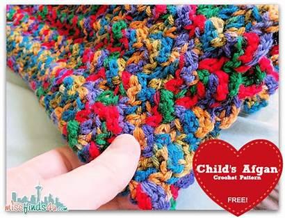 Crochet Afghan Pattern Blanket Easy Patterns Beginner