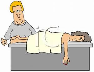 Massage Table Clipart (8+)