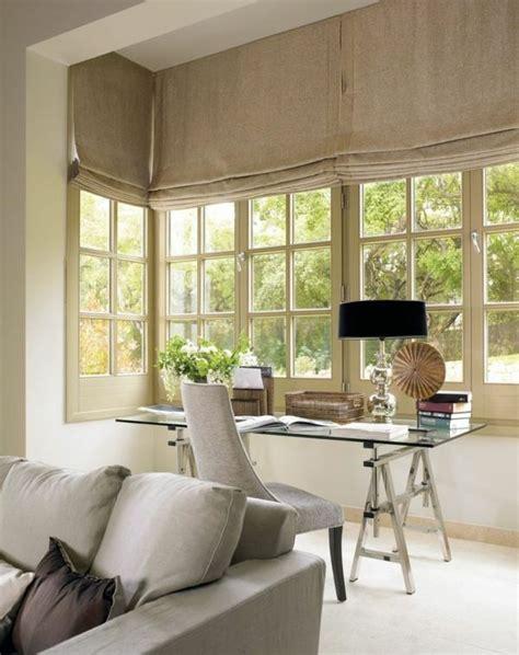 Fenster Sichtschutz Sprossenfenster by Faltrollo Selber N 228 Hen Diy Ideen Mit Praktischem Einsatz