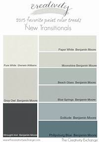 painting color schemes 2015 Favorite Paint Color Trends {The New Transitionals}