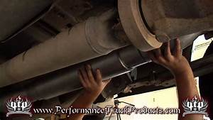 Ptp How To  Mbrp 5 U0026quot  Duramax Diesel Exhaust Install