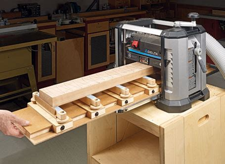 double duty planer sled woodsmith plans