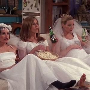 Friends wedding gown wedding dresses dressesss for Friends wedding dress