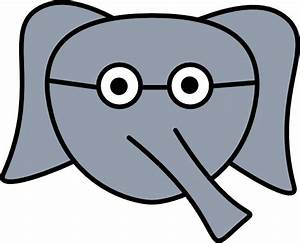 Elephant Face Cartoon Images | www.pixshark.com - Images ...