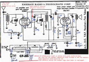 Emerson  Grid Leak  Cord Resistor  Reed Speaker