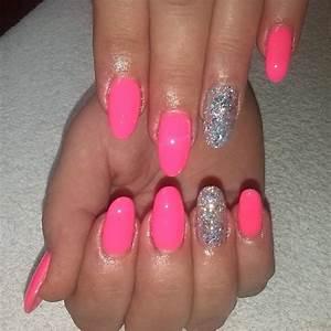 Neon Pink Nails Tumblr | www.pixshark.com - Images ...