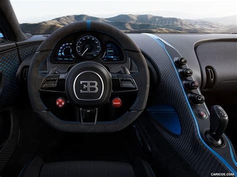 The centodieci—italian for 110—which celebrates the bugatti's 110th birthday with design cues from a bygone era, has already sold out of all of the the rear of the bugatti centodieci. 2021 Bugatti Chiron Pur Sport - Interior, Cockpit   HD ...