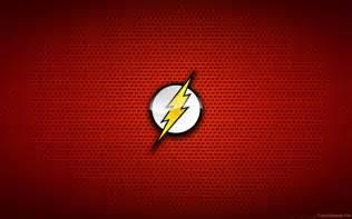 Flash Logo Desktop Wallpaper