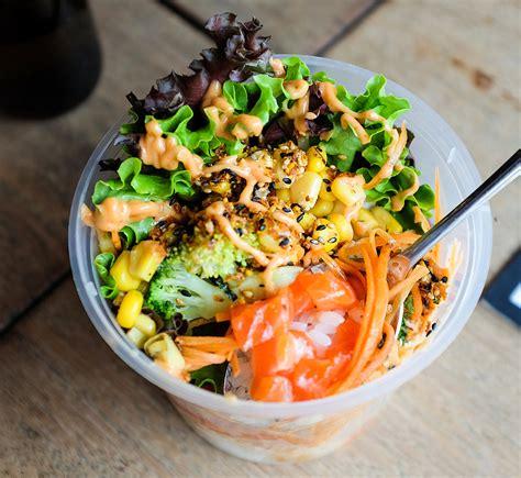poke bowl rice eatdrink