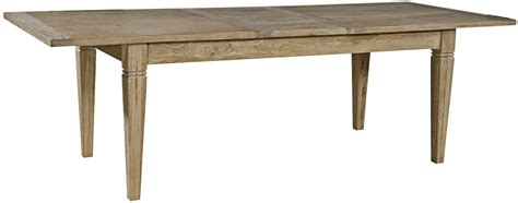 brown rectangular extendable dining table rdh