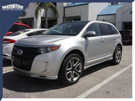 2013 Edge Sport by Pre Owned 2013 Ford Edge Sport In Bartow T14038pa
