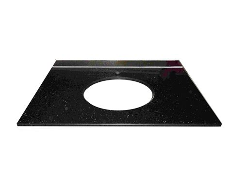 china black galaxy granite vanity top china black galaxy