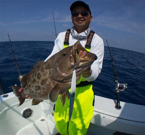 grouper bait flounder jigging fishing