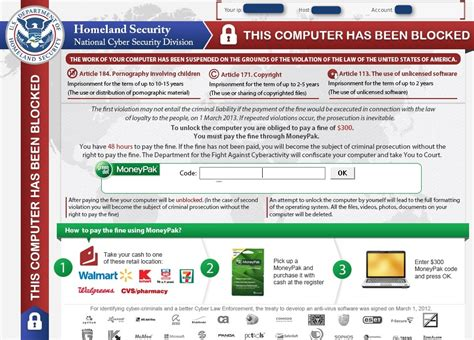 dhs help desk number homeland security and fbi ransomware update