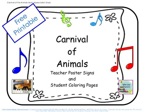 carnival   animals coloring pages coloring page