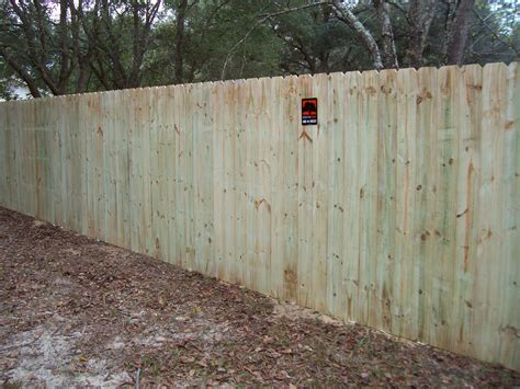 wood fencing mossy oak fence wood privacy fence