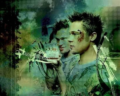 Fight Club Tyler Durden Brad Pitt Fincher