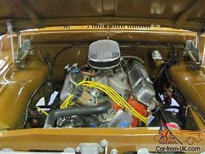 1970 Dodge Pick Up D100 Sweptline Mopar 440 Big Block Not