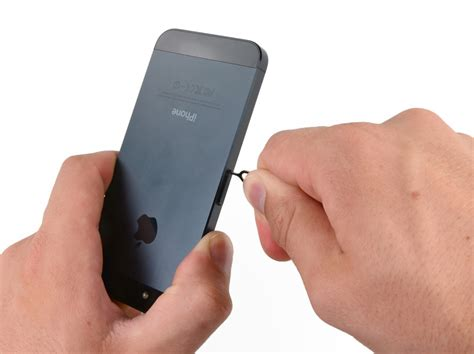The sim card is a subscriber identifier module that allows your phone to get service from the network carrier. Installing iPhone 5 SIM Card