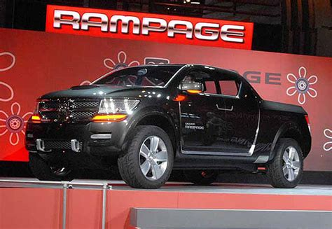 2019 Dodge Rampage Concept Rumors Price  Cars Review 2018