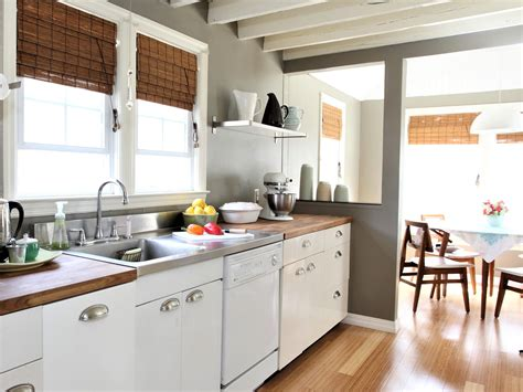 awesome  hardwood floor color  white cabinets