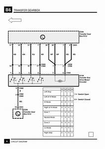 Wiring A P38 Borge Warner Transfer Box